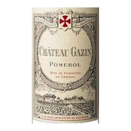 1982 Chateau GAZIN Pomerol