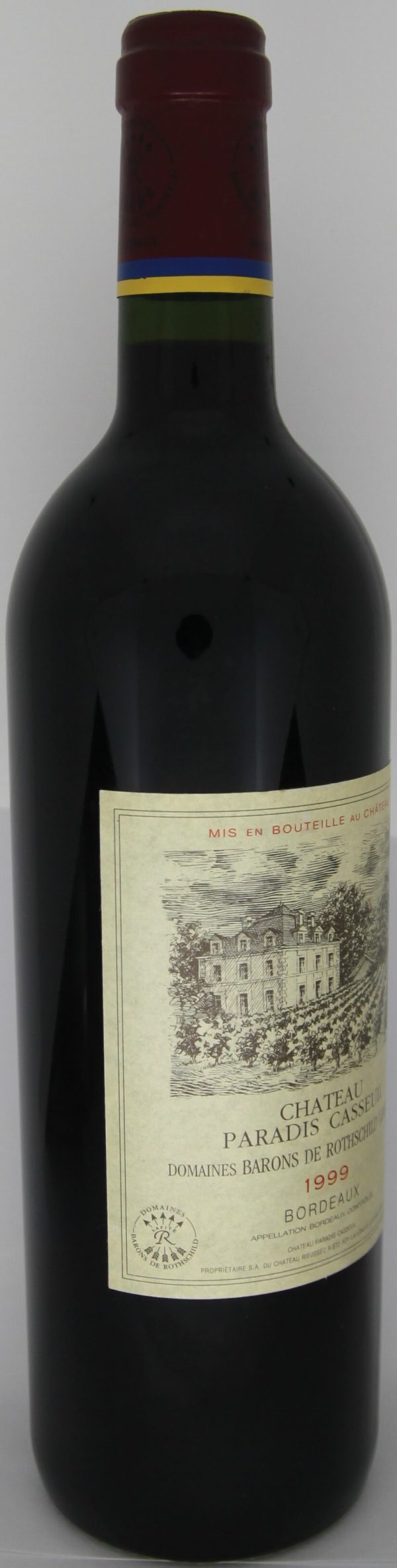 Lafite Rothschild Chateau Paradis Casseuil Bordeaux